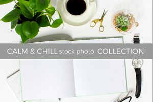 Calm & Chill (30 Stock Photos)
