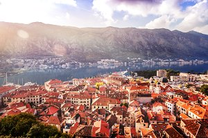 Kotor, old town