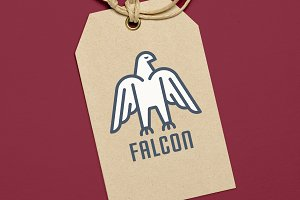 Falcon Logo Templates