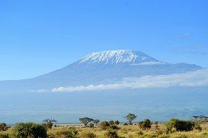Kilimanjaro mount