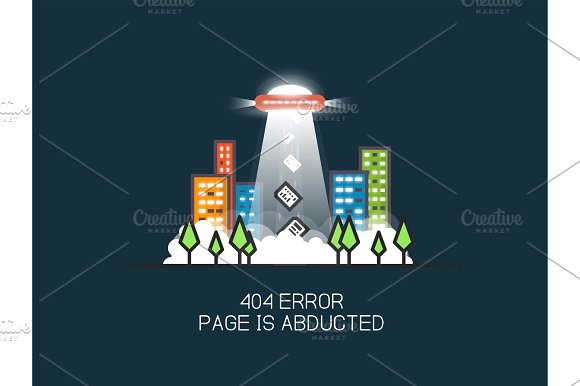 Ufo Missing Page