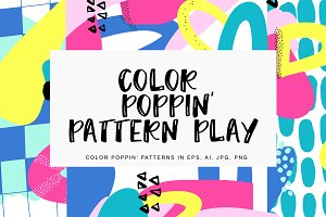 Color Poppin' Pattern Play