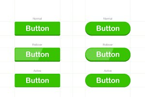 Buttons states