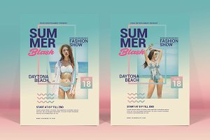 Summer Fashion Flyer