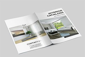 Interior Catalog Template-14Page-V70