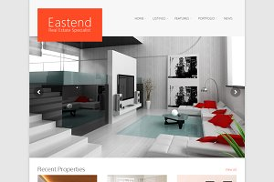 Eastend - Real Estate WordPress