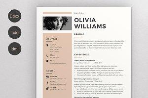 Resume Olivia