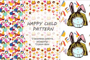 ORIGINAL HAPPY CHILD PATTERN