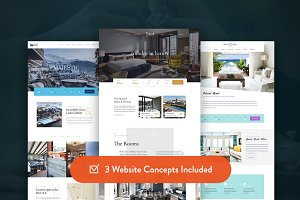 Haven - Hotel WordPress Theme