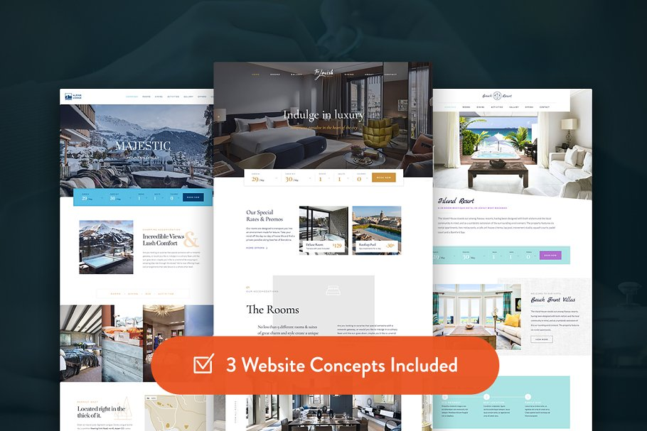 19+ Best Hotel WordPress Themes & Templates [ Download Now ]