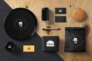 4 Fast Food Logos