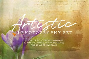 Artistic Photography Set