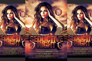Seductive Night Flyer