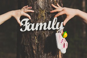 """The label of """"family"""""""