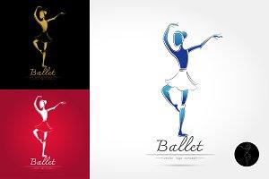 classical ballet logo