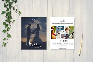 Wedding Photography Flyer -V575