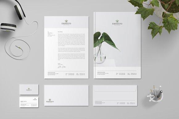 Ernesto Corporate Identity