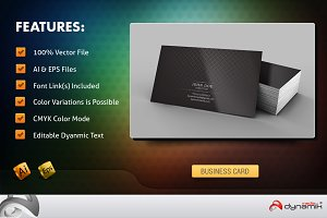 Luxury Style - Business Card