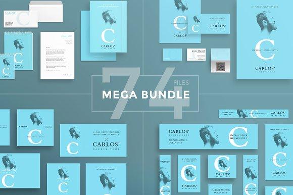 Mega Bundle | Barber Shop