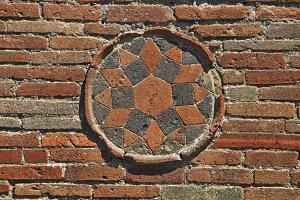 Brick Ornament