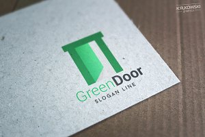 Open Doors Logo for Sell