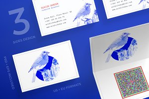 Business Cards | Wildlife Day