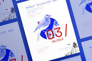 Posters | Wildlife Day