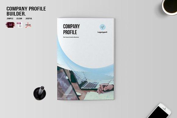 Company Profile Builder