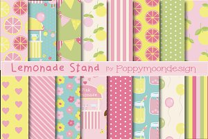 Lemonade stand papers