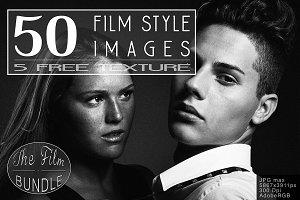 50 Film Style Bundle
