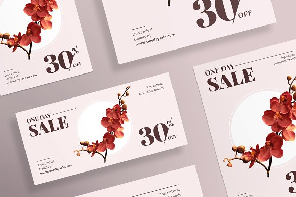 Flyers One Day Sale