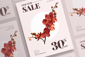 Posters | One Day Sale