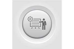 Business Processes Icon