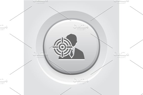 Headhunting Icon Business Concept