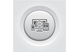 Website Optimization Icon