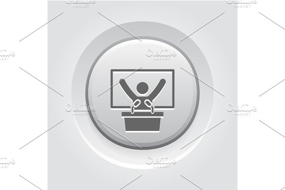 Training Icon Business Concept