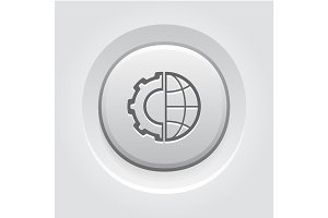 Global Integration Icon