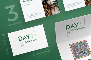 Business Cards | Skin Beauty