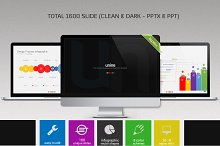 Unine Powerpoint Template