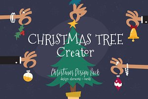 Christmas Tree Creator