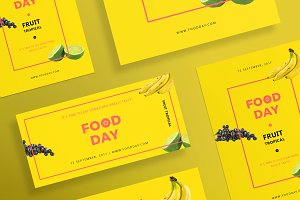 Flyers | Food Day