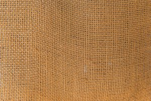fabric textile or sackcloth textured