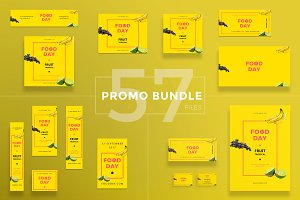 Promo Bundle | Food Day
