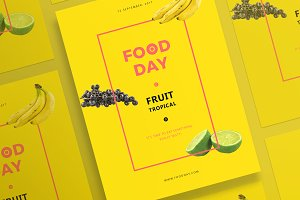 Posters | Food Day