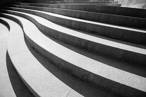 Architecture design of stairs