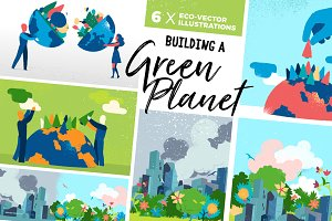 Building a Green Planet