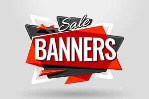 SALE BANNERS | Material Design