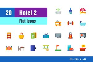 Hotel Icons #2