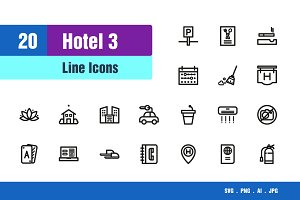Hotel Icons #3