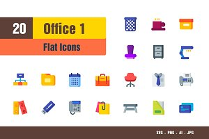 Office Icons #1